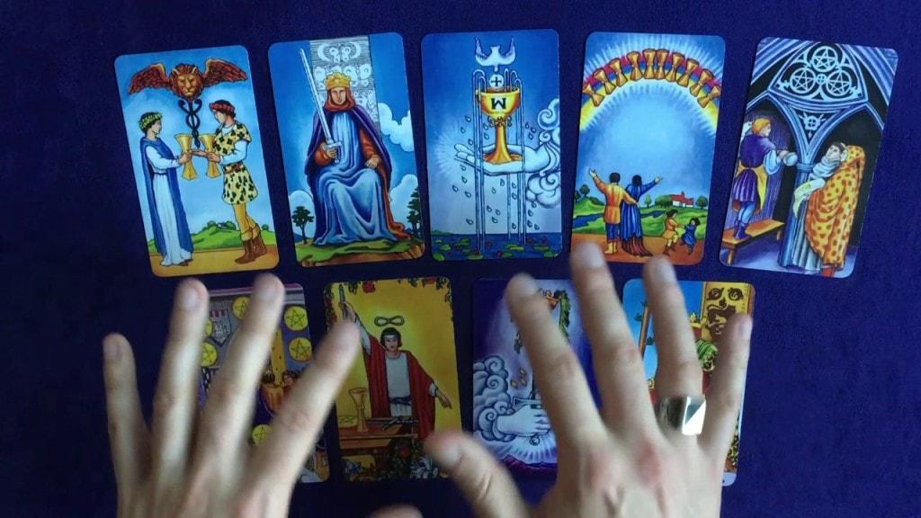 Таро 9 карт