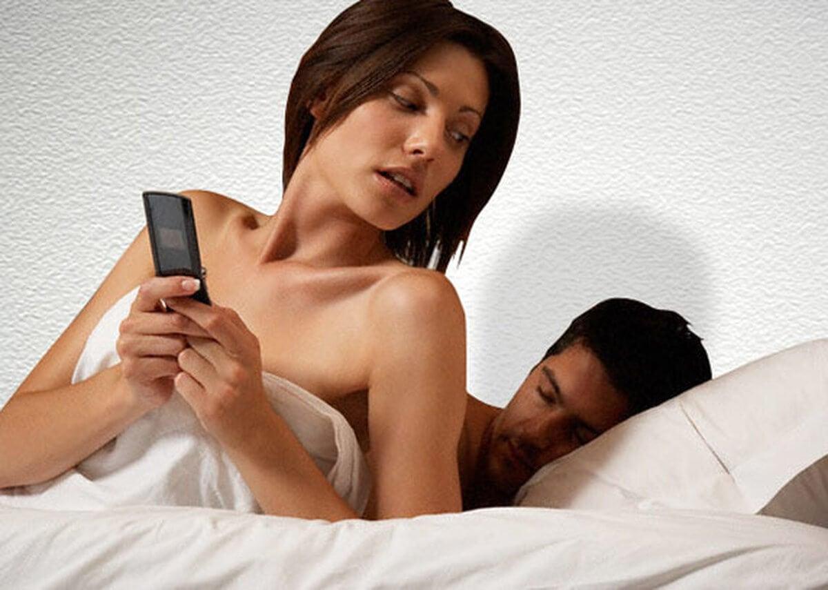 тайная переписка жены с любовником