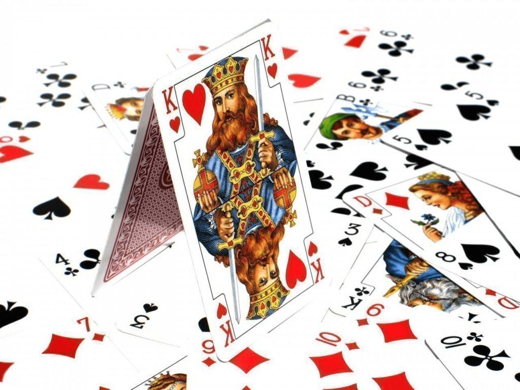 карты, король