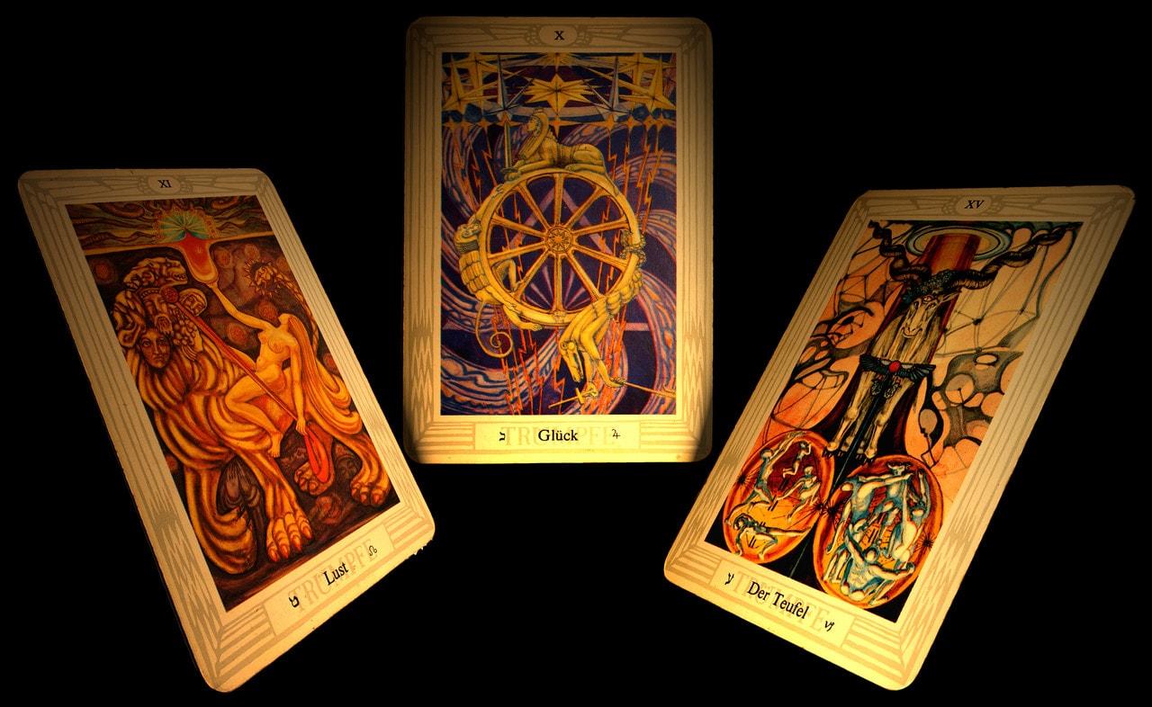 Таро три карты