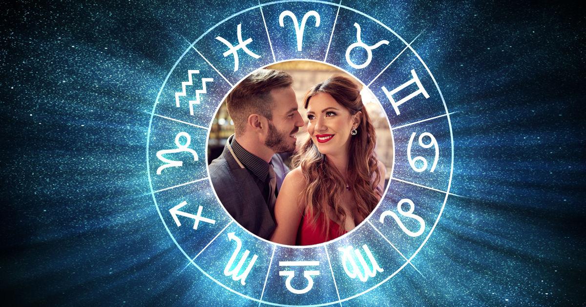 Парень и девушка, знаки зодиака