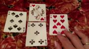 4 карты гадание