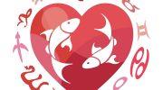 Рыбы в сердечке - любовный гороскоп